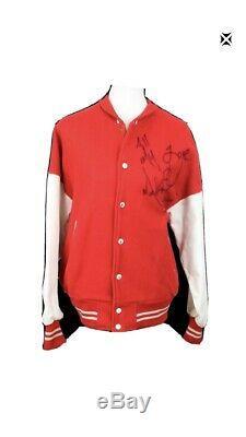 Michael Jackson Own Worn Owned Signed Jacket No Glove Fedora
