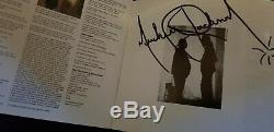 Michael Jackson Signed Bad Cd