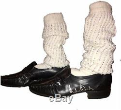Michael Jackson Signed Loafers And Stage Worn Socks MJJ Productions
