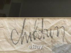 Michael Jackson Signed Pillowcase, Rare Worn, Smile Orginal Handwritten Letter