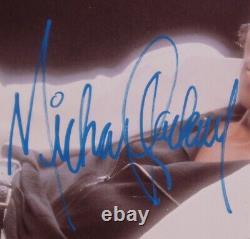 Michael Jackson Thriller 12LP Epic QE38112 SIGNED! AUTOGRAPHED! Orig Inner