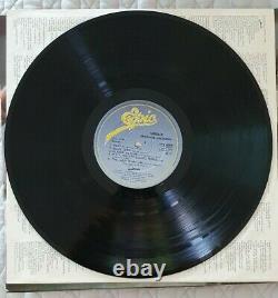 Michael Jackson Thriller Vintage 1982 Vinyl Hand Signed + Coa Authentic