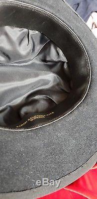 Michael Jackson Worn Fedora bill whitten official jacket not autograph signed