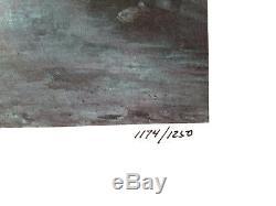 Mort Kunstler Stonewall Jackson Harpers Ferry Limited Edition Civil War Print
