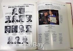 Original Autograph Michael Jackson Memorabilia BMI AWARD 1990 signed smile promo
