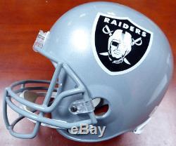 Sale! Bo Jackson Autographed Signed Raiders Full Size Replica Helmet Beckett