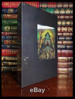 Shirley Jackson's Haunting Of Hill House Centipede Press Lenticular Hardback