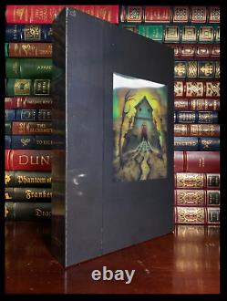 Shirley Jackson's Haunting Of Hill House SIGNED Centipede Press Hardback 1/250