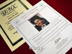 Signed MICHAEL JACKSON Autograph, COA, UACC RD#228, Glitter FRAME, DVD, Plaque