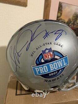 Stephen Jackson Pro Bowl Signed Rams Full Size Psa Dna Helmet