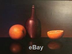 Still Life Painting Oranges Alfred (al) Jackson