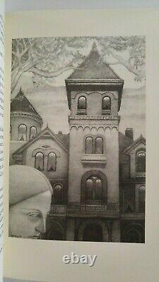 THE HAUNTING OF HILL HOUSE Shirley Jackson Signed Limited with planchette Suntup