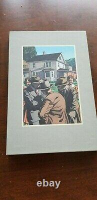 The Lottery By Shirley Jackson Suntup Press Numbered Edition