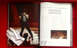 The Official Michael Jackson Opus & Authentic Signed Index Card Aftal#198