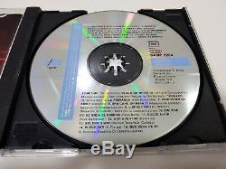 ULTRA RARE MICHAEL JACKSON PROMOTIONAL CD EPIC EXITOS SPAIN 1996 signed smile lp