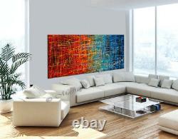 Vintage Beauty 96 Painting Jackson Pollock Drip Style 72 abstract Modern Art